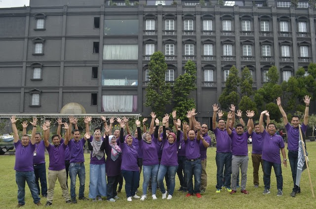 Event Outbound di Hotel GH Universal Bandung