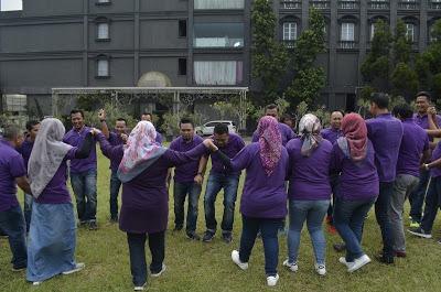 Keseruan Gathering bersama Bellva Adventure Indonesia di Lembang Bandung