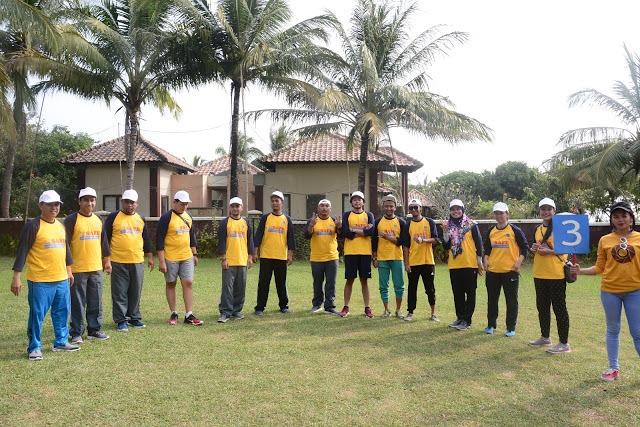 Outbound Bandung bersama Bellva Adventure