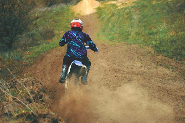 sewa motor trail bandung